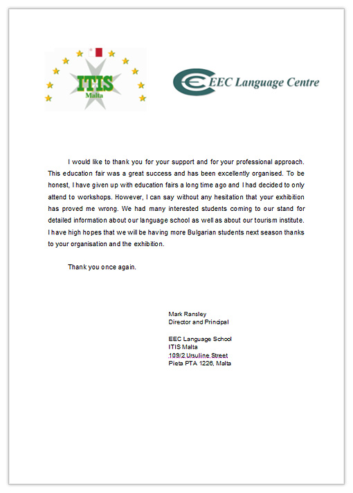 EEC Language School - ITIS Malta